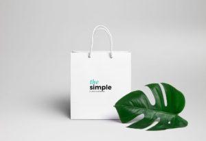 Shopping Bag PSD MockUp 2
