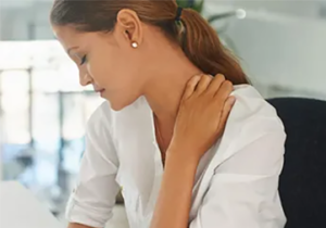 Work Related Injuries - Neck Pain