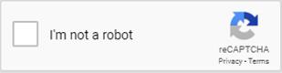 Captcha - I am not a Robot